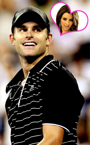 Andy Roddick, Kim Kardashian