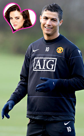 Cristiano Ronaldo, Khloe Kardashian