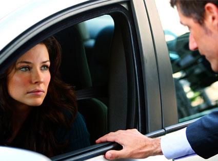 Evangeline Lilly, Matthew Fox, Lost
