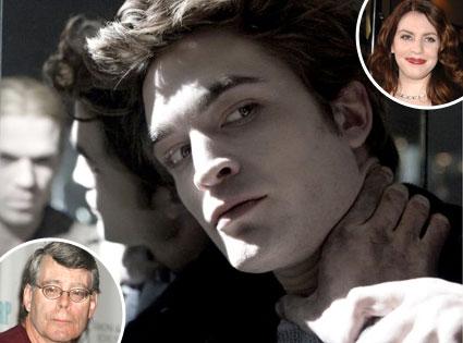 Twilight, Stephen King, Stephenie Meyer