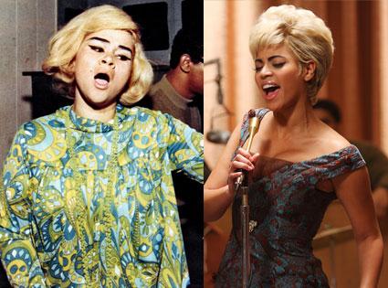 Etta James, Beyonce