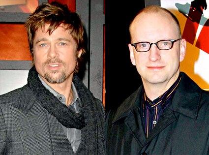 Brad Pitt, Steven Soderbergh