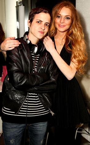 Samantha Ronson, Lindsay Lohan