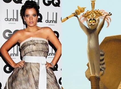 Lilly Allen, Madagascar 2