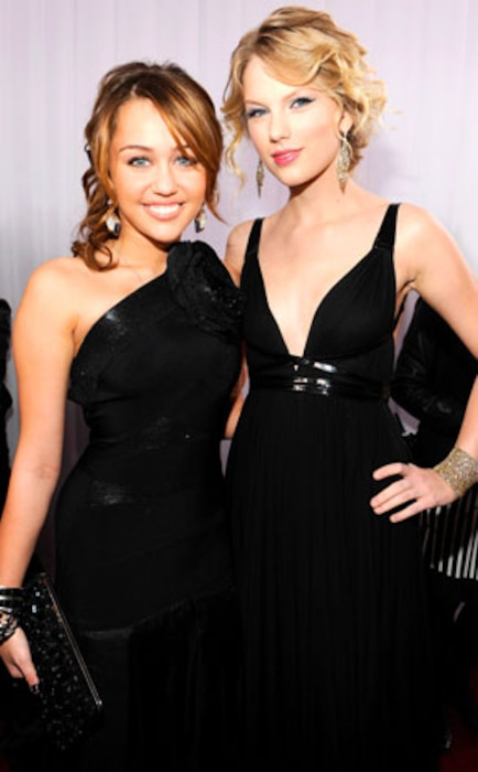 Miley Cyrus, Taylor Swift