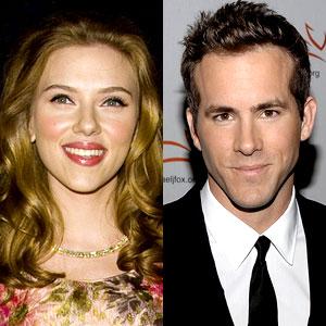 Scarlett Johansson, Ryan Reynolds