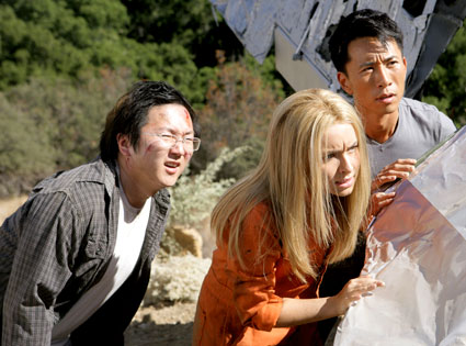 Heroes, Masi Oka, James Kyson Lee, Hayden Panettiere