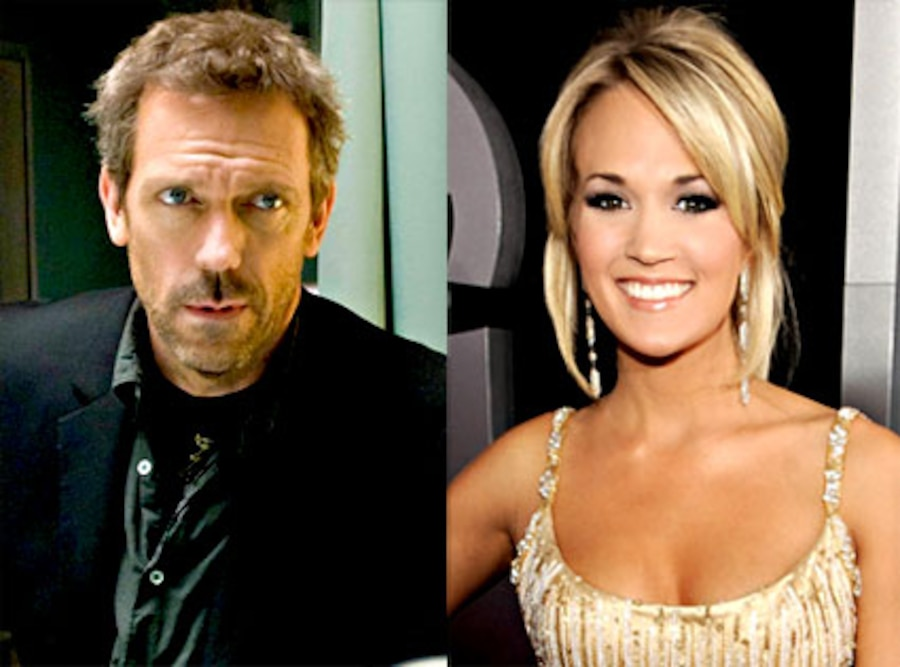 Hugh Laurie, Carrie Underwood