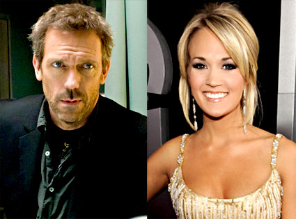 Hugh Laurie, Carrie Underwood
