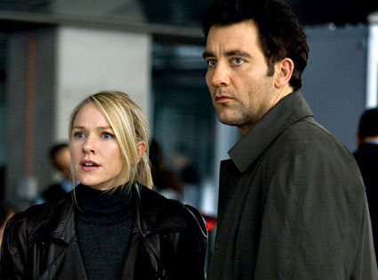 The International, Naomi Watts, Clive Owen