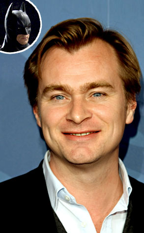 Christopher Nolan, Batman