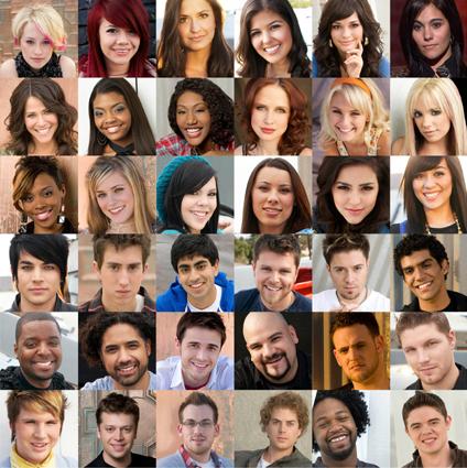 American Idol, Season 8, Top 36