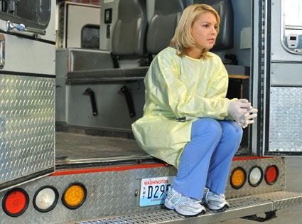 Katherine Heigl, Grey's Anatomy
