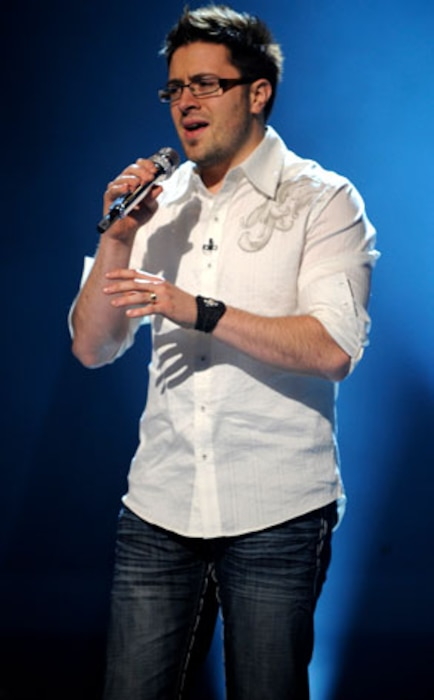 Danny Gokey, American Idol Season 8