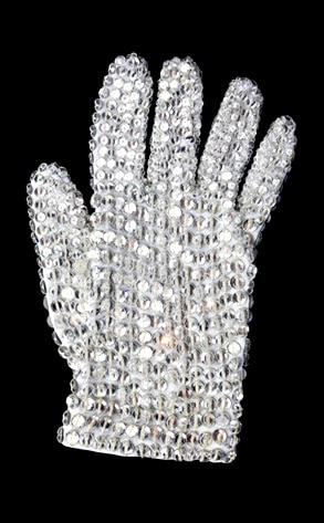 Michael Jackson, The Glove