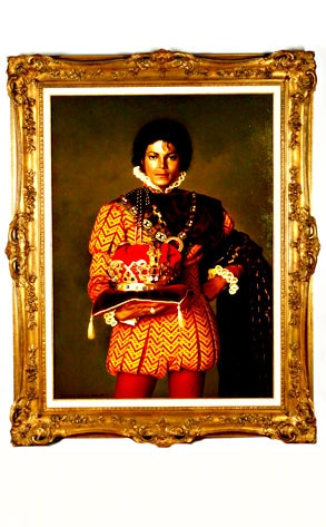 Michael Jackson, Royal Portrait
