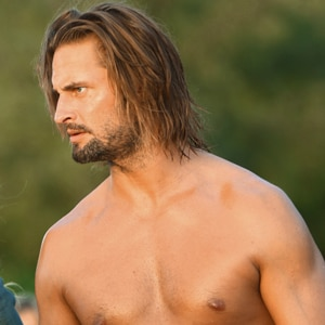 Josh Holloway, Lost