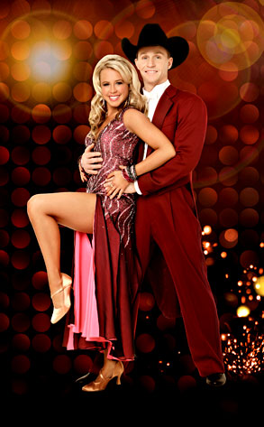 DWTS, Chelsie Hightower, Ty Murray