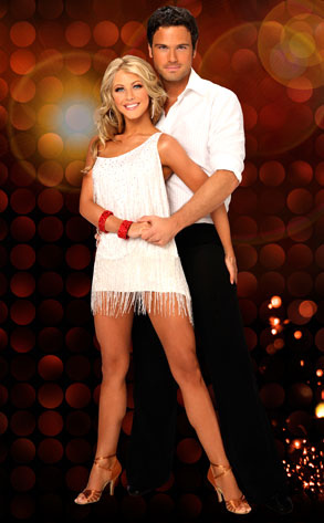 Julianne Hough, Chuck Wicks, Dancing with the Stars