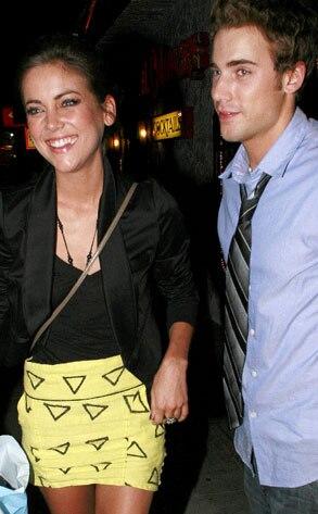 Jessica Stroup, Dustin Milligan
