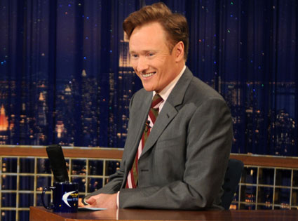 Conan O'Brien, Late Night with Conan O'Brien