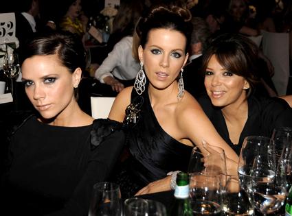 Victoria Beckham, Kate Beckinsale, Eva Longoria