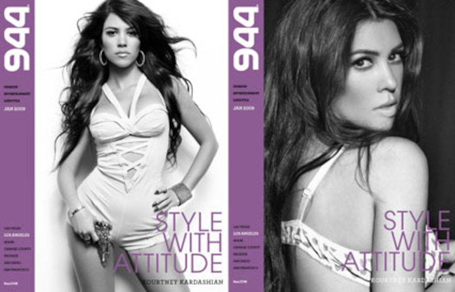 Kourtney Kardashian, 944 Covers