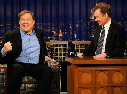 Andy Richter, Conan O'Brien