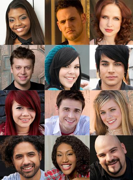 American Idol, next 12 contestants, Week 2
