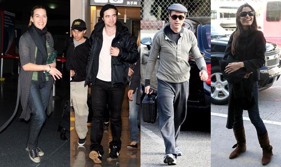 Kate Winslet, Robert Pattinson, Robert Downey Jr., Freida Pinto