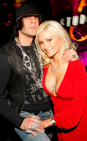 Criss Angel, Holly Madison