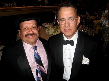 Chuy Bravo, Tom Hanks