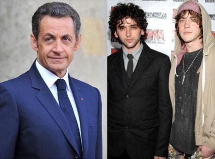 Nicholas Sarkozy, MGMT
