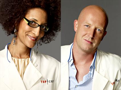 Top Chef, Carla, Stefan