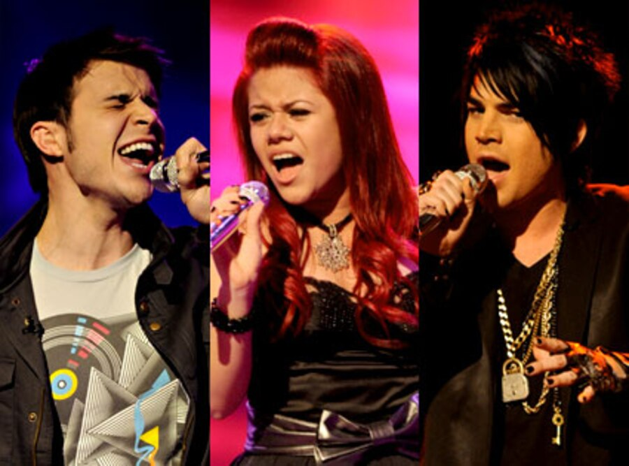 American Idol, Allison Iraheta, Kris Allen, Adam Lambert