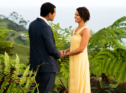 Jason Mesnick, Melissa Rycroft, The Bachelor