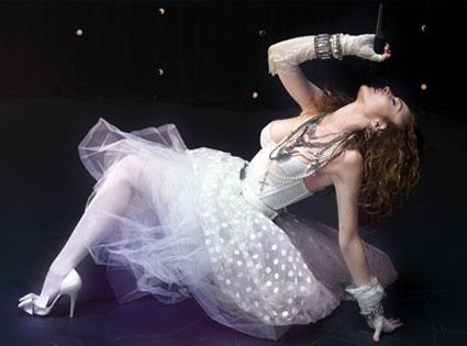 Lindsay Lohan, Glamour Magazine