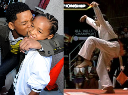 Will Smith, Jaden Smith, Ralph Macchio