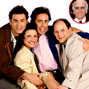 Seinfeld Cast, Larry David