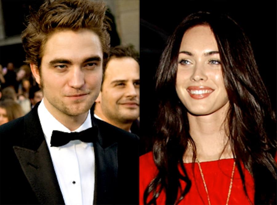 Robert Pattinson, Megan Fox