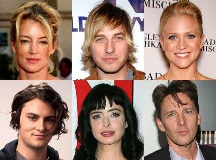 Cynthia Watros, Ryan Hansen, Brittany Snow, Shiloh Fernandez, Krysten Ritter, Andrew McCarthy