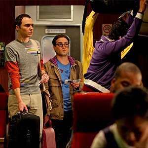 Jim Parsons, The Big Bang Theory