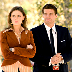 Bones And Booth In Season Five Maybe Baby E News