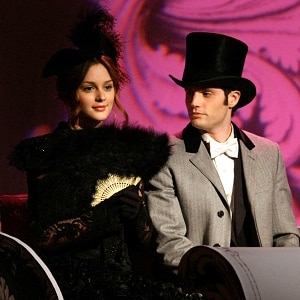 Gossip Girl, Leighton Meester, Penn Badgley