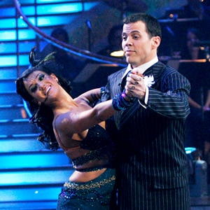 DWTS, Lacey Schwimmer, Steve-O