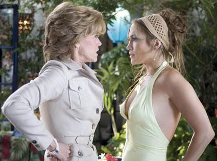 Monster In Law, Jane Fonda, Jennifer Lopez