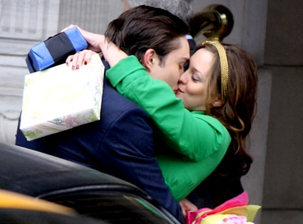Ed Westwick, Leighton Meester