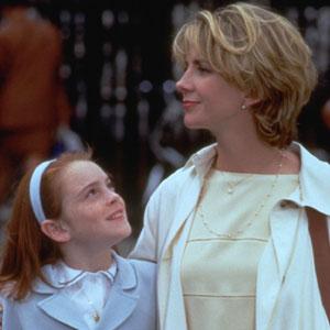Natasha Richardson, Lindsay Lohan, Parent Trap