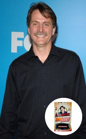 Jeff Foxworthy, Jeff Foxworthy Beef Jerky