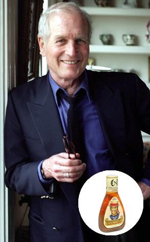 Paul Newman, Newmans Own Dressing